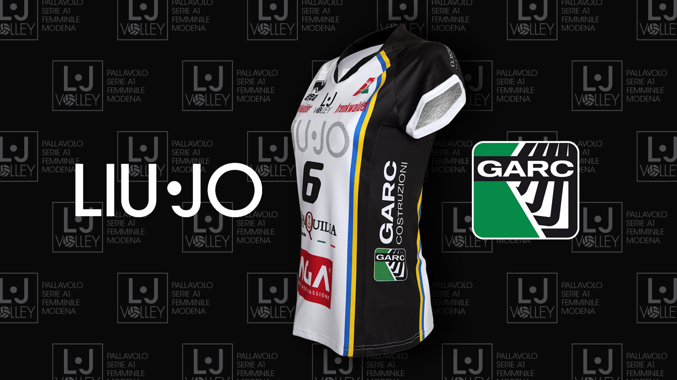 Garc SpA è sponsor Liu•Jo Volley Modena