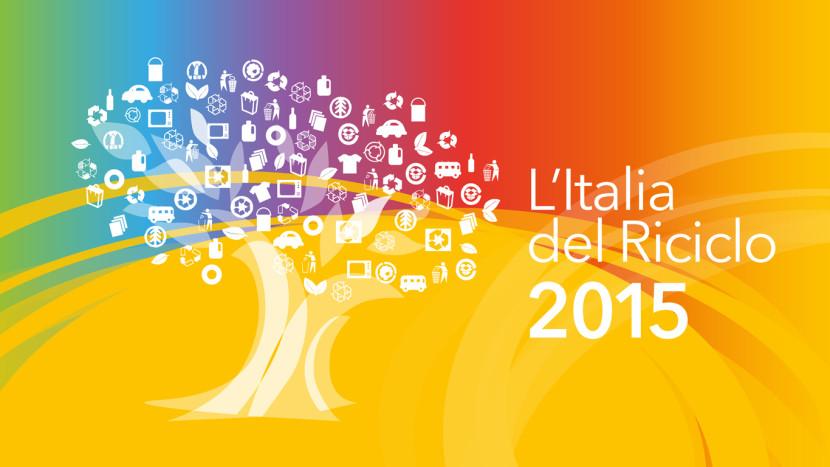 Rapporto Italia del Riciclo 2015
