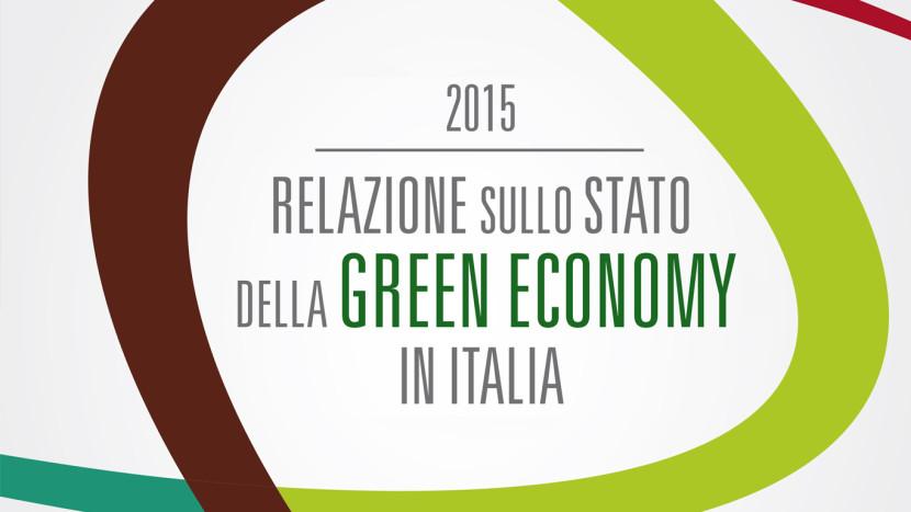 Relazione lo stato della green economy in Italia