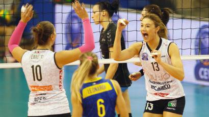 Liu•Jo Nordmeccanica Volley Modena