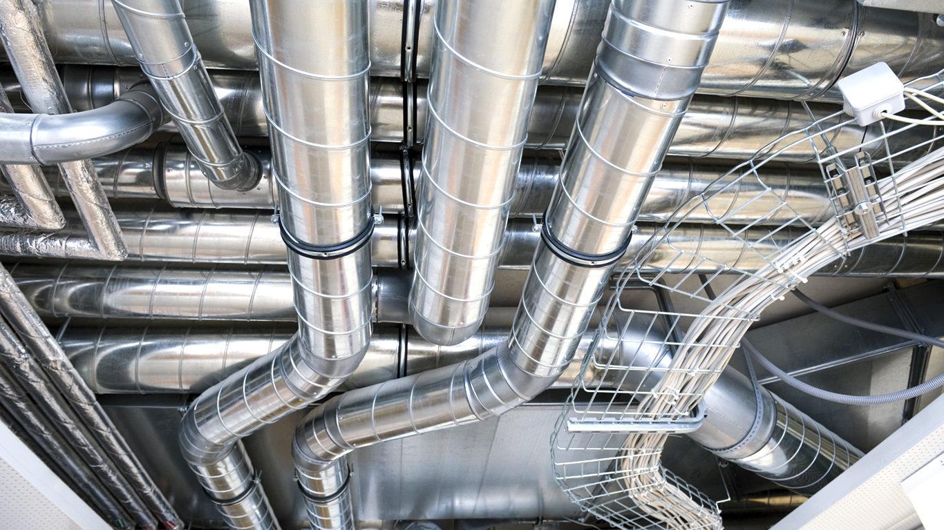 Impianto di ventilazione