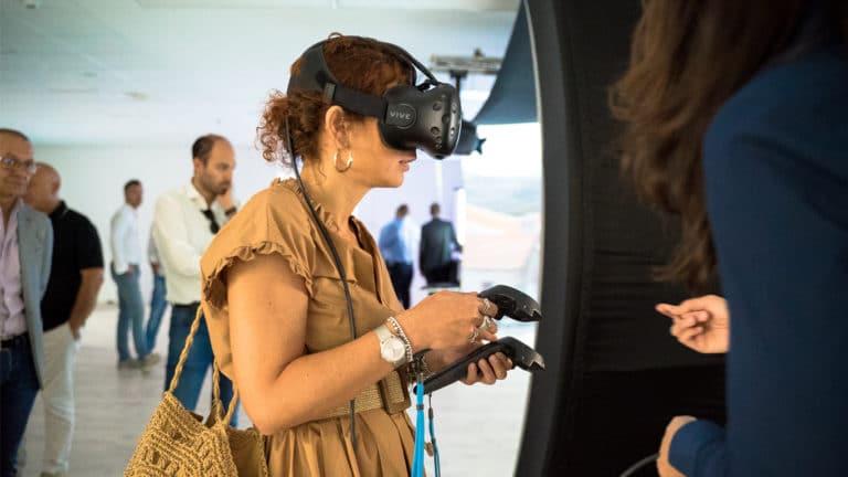 Realtà Mista - Realtà Aumentata - AVR - Realtà Virtuale - Garc SpA - B Corp - Carpi - Modena
