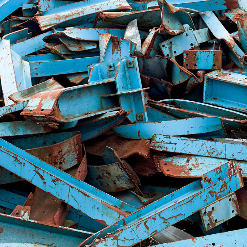 Ferrosi - smaltimento rifiuti - Garc SpA - Carpi -Modena