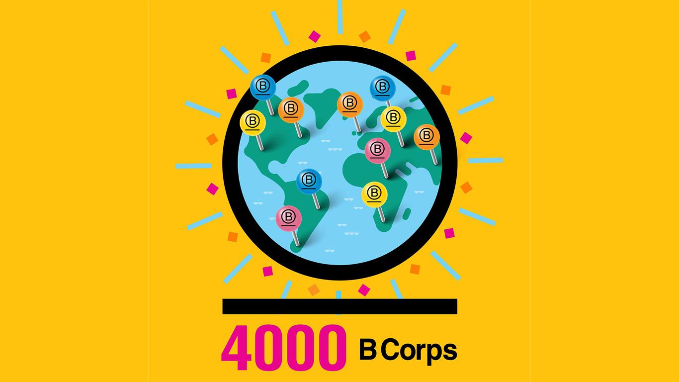 4000 B Corp