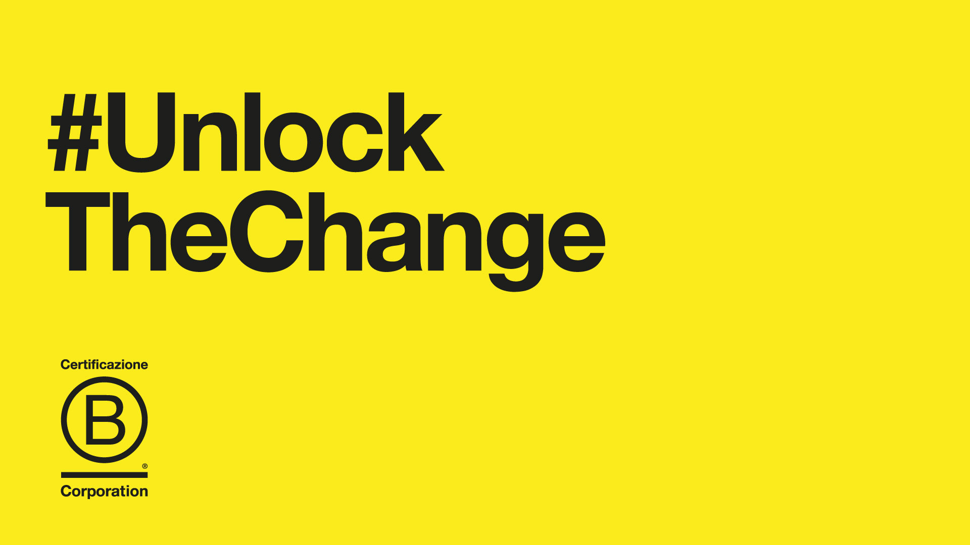 UnlockTheChange - Generico